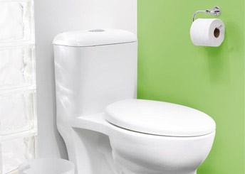 Méthode simple pour nettoyer les toilettes